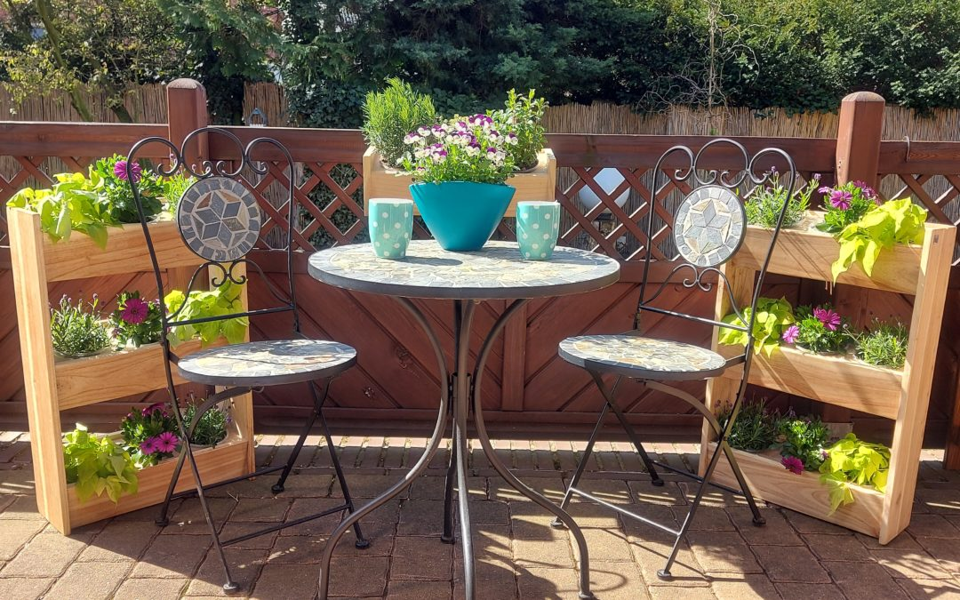 Sommerlust – für deinen Balkon, deine Terrasse, dein Outdoorzimmer